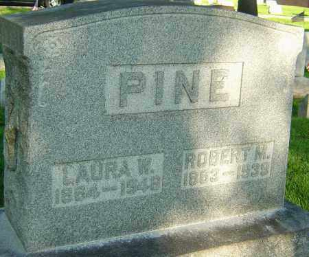 PINE, LAURA BELLE - Montgomery County, Ohio | LAURA BELLE PINE - Ohio Gravestone Photos