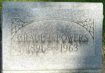LAWSON POWERS, GRACE - Montgomery County, Ohio | GRACE LAWSON POWERS - Ohio Gravestone Photos