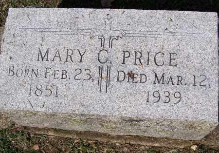 PRICE, MARY C. - Montgomery County, Ohio | MARY C. PRICE - Ohio Gravestone Photos