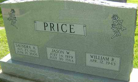 PRICE, SAUNDRA A - Montgomery County, Ohio | SAUNDRA A PRICE - Ohio Gravestone Photos