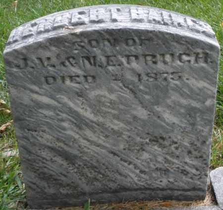 PRUGH, HEBERT HAINES - Montgomery County, Ohio | HEBERT HAINES PRUGH - Ohio Gravestone Photos