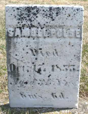 PULSE, SAMUEL - Montgomery County, Ohio | SAMUEL PULSE - Ohio Gravestone Photos