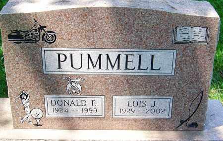 WISE PUMMELL, LOIS J - Montgomery County, Ohio | LOIS J WISE PUMMELL - Ohio Gravestone Photos