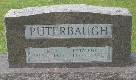 PUTERBAUGH, ETTALENE H. - Montgomery County, Ohio | ETTALENE H. PUTERBAUGH - Ohio Gravestone Photos