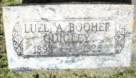 QUIGLEY, LUELLA - Montgomery County, Ohio   LUELLA QUIGLEY - Ohio Gravestone Photos