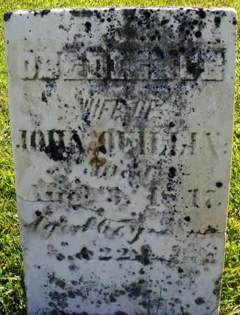 QUILLAN, OBEDIENCE - Montgomery County, Ohio   OBEDIENCE QUILLAN - Ohio Gravestone Photos