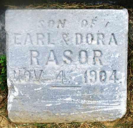 RASOR, SON - Montgomery County, Ohio | SON RASOR - Ohio Gravestone Photos