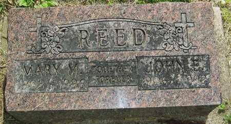 DOWNING REED, MARY M - Montgomery County, Ohio | MARY M DOWNING REED - Ohio Gravestone Photos