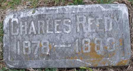 REEDY, CHARLES - Montgomery County, Ohio   CHARLES REEDY - Ohio Gravestone Photos