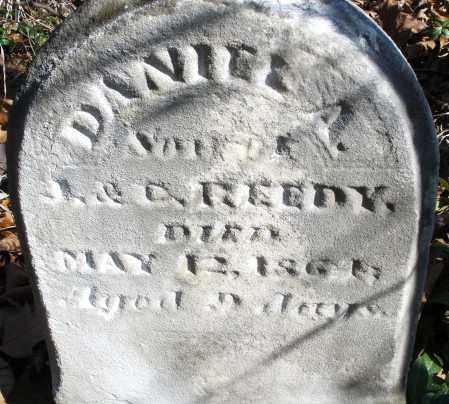 REEDY, DANIEL A. - Montgomery County, Ohio   DANIEL A. REEDY - Ohio Gravestone Photos