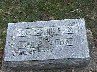 REEDY, EDNA - Montgomery County, Ohio | EDNA REEDY - Ohio Gravestone Photos