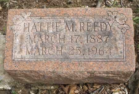 REEDY, HATTIE M. - Montgomery County, Ohio | HATTIE M. REEDY - Ohio Gravestone Photos