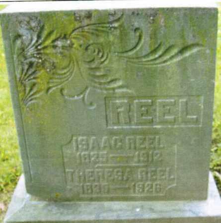 REEL, ISSAC - Montgomery County, Ohio | ISSAC REEL - Ohio Gravestone Photos