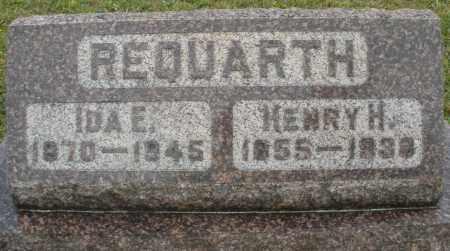 REQUARTH, HENRY H. - Montgomery County, Ohio | HENRY H. REQUARTH - Ohio Gravestone Photos