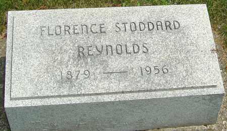 STODDARD REYNOLDS, FLORENCE - Montgomery County, Ohio | FLORENCE STODDARD REYNOLDS - Ohio Gravestone Photos