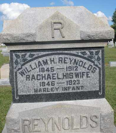 REYNOLDS, WILLIAM H. - Montgomery County, Ohio | WILLIAM H. REYNOLDS - Ohio Gravestone Photos