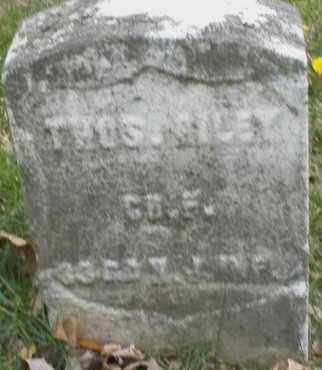 RILEY, THOMAS - Montgomery County, Ohio | THOMAS RILEY - Ohio Gravestone Photos