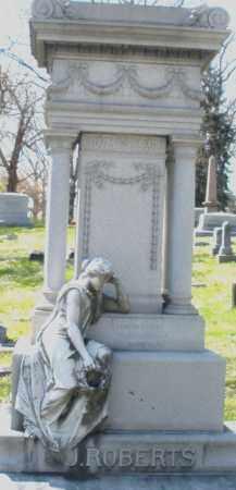 ROBERTS, MONUMENT - Montgomery County, Ohio | MONUMENT ROBERTS - Ohio Gravestone Photos