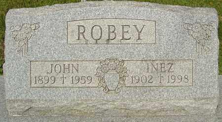 ROBEY, JOHN AVERY - Montgomery County, Ohio | JOHN AVERY ROBEY - Ohio Gravestone Photos