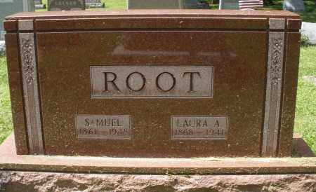 ROOT, SAMUEL - Montgomery County, Ohio | SAMUEL ROOT - Ohio Gravestone Photos