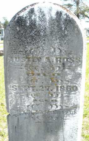 ROSS, AUSTIN - Montgomery County, Ohio | AUSTIN ROSS - Ohio Gravestone Photos