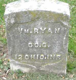 RYAN, WILLIAM - Montgomery County, Ohio | WILLIAM RYAN - Ohio Gravestone Photos