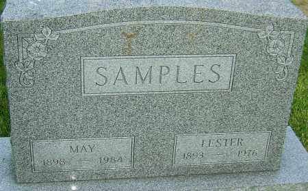 SAMPLES, LESTER - Montgomery County, Ohio | LESTER SAMPLES - Ohio Gravestone Photos