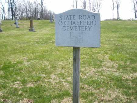 SCHAEFFER, CEMETERY - Montgomery County, Ohio | CEMETERY SCHAEFFER - Ohio Gravestone Photos