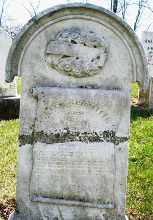 SCHAEFFER, PETER - Montgomery County, Ohio | PETER SCHAEFFER - Ohio Gravestone Photos