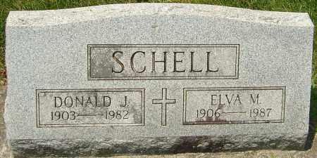 SULLIVAN SCHELL, ELVA MAY - Montgomery County, Ohio | ELVA MAY SULLIVAN SCHELL - Ohio Gravestone Photos