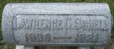 SCHELL, LAWRENCE C. - Montgomery County, Ohio | LAWRENCE C. SCHELL - Ohio Gravestone Photos