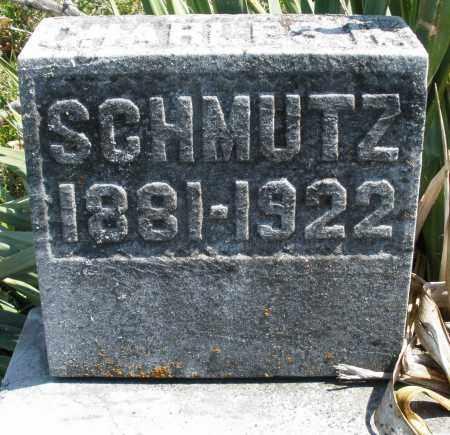 SCHMUTZ, CHARLES H. - Montgomery County, Ohio   CHARLES H. SCHMUTZ - Ohio Gravestone Photos