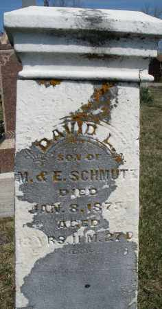 SCHMUTZ, DAVID L. - Montgomery County, Ohio | DAVID L. SCHMUTZ - Ohio Gravestone Photos