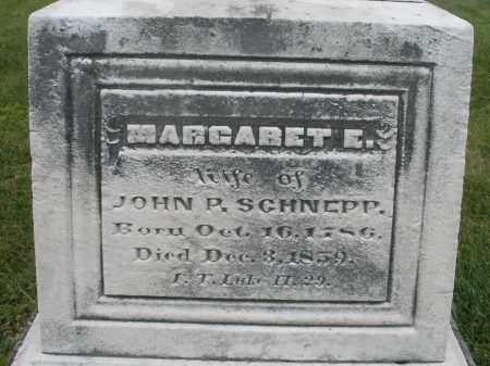SCHNEPP, MARGARET E. - Montgomery County, Ohio | MARGARET E. SCHNEPP - Ohio Gravestone Photos