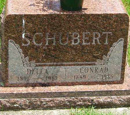 SCHUBERT, CONRAD - Montgomery County, Ohio | CONRAD SCHUBERT - Ohio Gravestone Photos