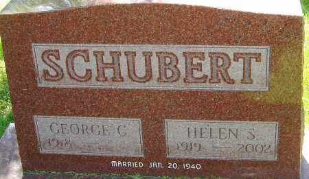 SCHUBERT, HELEN - Montgomery County, Ohio | HELEN SCHUBERT - Ohio Gravestone Photos