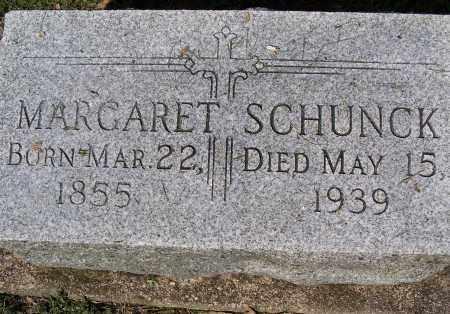 SCHUNCK, MARGARET - Montgomery County, Ohio | MARGARET SCHUNCK - Ohio Gravestone Photos