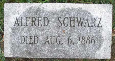 SCHWARZ, ALFRED W. - Montgomery County, Ohio | ALFRED W. SCHWARZ - Ohio Gravestone Photos