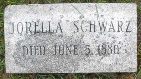 SCHWARZ, JORELLA - Montgomery County, Ohio | JORELLA SCHWARZ - Ohio Gravestone Photos