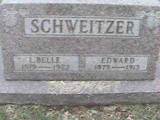 SCHWEITZER, EDWARD - Montgomery County, Ohio | EDWARD SCHWEITZER - Ohio Gravestone Photos
