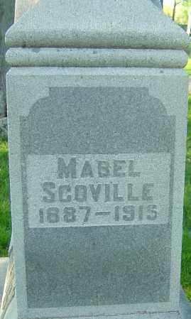 SCOVILLE, MABEL - Montgomery County, Ohio | MABEL SCOVILLE - Ohio Gravestone Photos