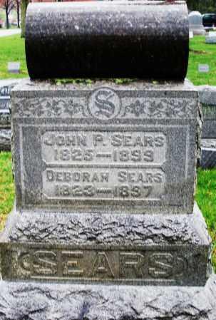 SEARS, DEBORAH - Montgomery County, Ohio | DEBORAH SEARS - Ohio Gravestone Photos