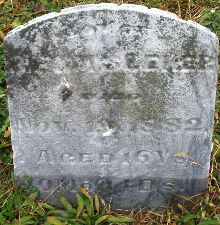 SEEKER, SON - Montgomery County, Ohio   SON SEEKER - Ohio Gravestone Photos