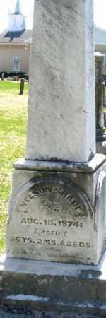 SHADE, NELSON - Montgomery County, Ohio   NELSON SHADE - Ohio Gravestone Photos