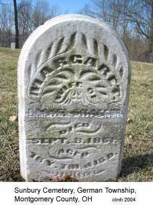 SHAEFER, MARGARET - Montgomery County, Ohio | MARGARET SHAEFER - Ohio Gravestone Photos