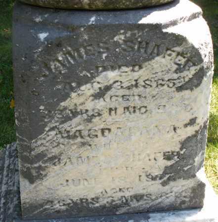 SHAFER, MAGDALANA - Montgomery County, Ohio | MAGDALANA SHAFER - Ohio Gravestone Photos