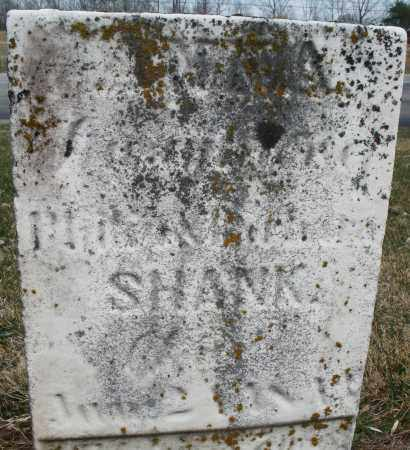 SHANK, ANNA - Montgomery County, Ohio | ANNA SHANK - Ohio Gravestone Photos