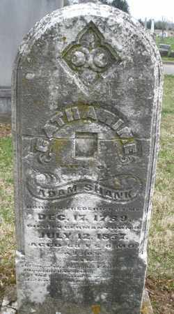 SHANK, CATHARINE - Montgomery County, Ohio | CATHARINE SHANK - Ohio Gravestone Photos