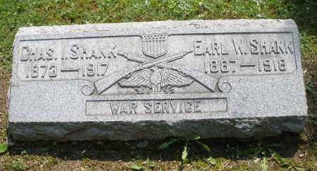 SHANK, EARL W. - Montgomery County, Ohio | EARL W. SHANK - Ohio Gravestone Photos