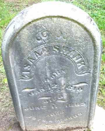SHANK, ISAAC - Montgomery County, Ohio | ISAAC SHANK - Ohio Gravestone Photos